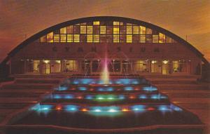 Bob Jones University, Gymnasium, Greenville, South Carolina, 1940-1960s