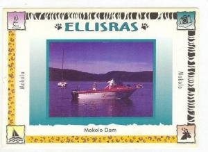 Boats @ Mokolo Dam,Ellisras / Lephalale,South Africa 1960-70s