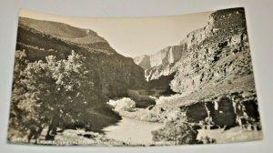 1950s Sanborn Gates of Lodore River Dinosaur National Monument B&W Kodak Jensen