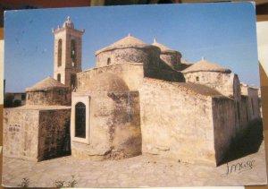 Cyprus the Church of St Paraskevi Yeroskipou Paphos - posted 1997