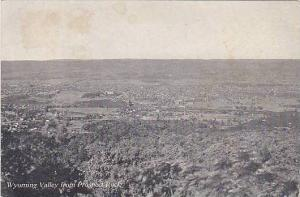 Wyoming Valley from Prospect Rock, 00-10s