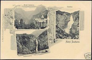 norway norge Hotel Stalheim, Sivefos, Stalheimsfos 1899