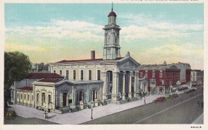 CHILLICOTHE, Ohio, 1930-1940's; Ross County Court House