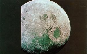 Astronomy - Apollo 8 Moon View