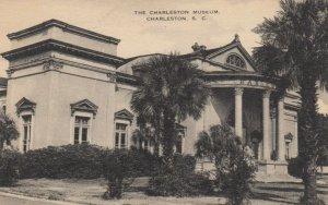 CHARLESTON, South Carolina, 1900-10s; The Charleston Museum