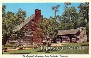 Original Hermitage Nashville, TN, USA Unused