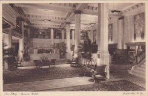 New York Rochester The Lobby Seneca Hotel