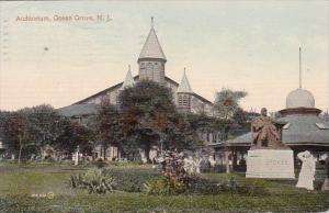 New Jersey Ocean Grove Auditorium 1913