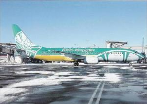 BWIA West Indies Boeing737800 9Y KIN