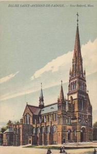 Eglise Saint-Antoine-De-l'Adoue, New Bedford, Massachusetts, 1900-1910s