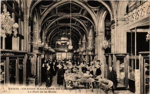 CPA AK PARIS (1e) - Grand Magasins du Louvre Le Hall de la Mode (218302)