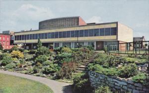 Cleary Auditorium and Memorial Convention Hall, WINDSOR, Ontario, Canada, 40-60s