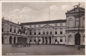 Netherlands Den Haag King's Plaace Photo