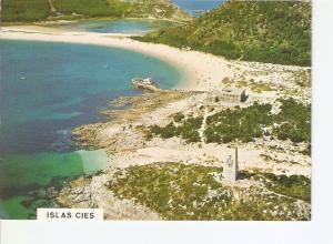Postal 020690 : Islas Cies - Ria de Vigo