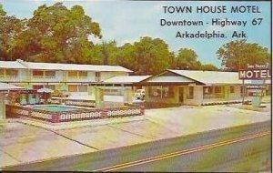 AR Arkadelphia Town House Motel