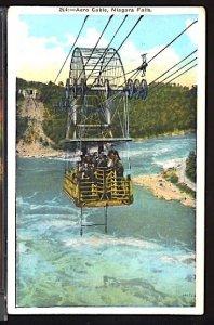 Arial Aero Cable Car Niagara Falls New York