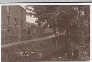 Yorkshire; Keighley, Goose Eye Beck RP PPC, c 1910's