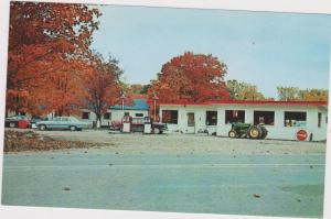 ST JOSEPH'S ISLAND , Ontario , Canada , 50-60s ; Gas Station & Store