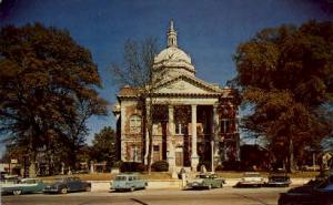 Meriwether County Court House Greenville GA Unused