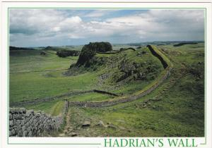 Postcard Northumberland Hadrian's Wall