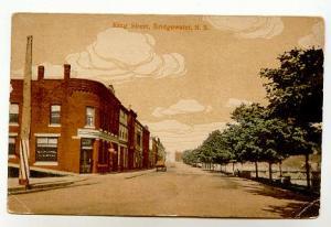 King St Bridgewater Nova Scotia, Edwin Cragg Books and Stationery, Unusual Co...