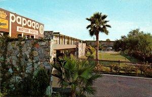 Arizona Scottsdale Papago Motor Hotel
