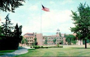 New York Syracuse William Lawyer Hinds Hall Of Engineering Syracuse University
