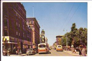 11th Avenue, Business Section, Regina, Saskatchewan, Buses