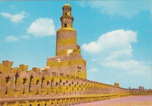 Egypt Cairo Citadel I bn Touloun Mosque