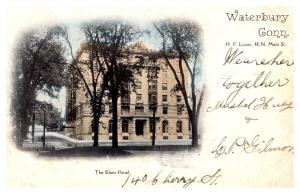 Connecticut  Waterbury , The Elton Hotel