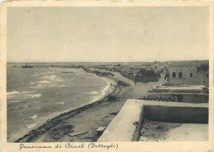 Post card Eritrea Assab panoramic sight