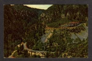 AZ Oak Creek Canyon near FLAGSTAFF ARIZONA Postcard PC