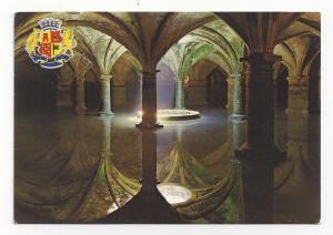 Morocco Maroc El Jadida Portugese Cistern Armory Vtg 4X6 Postcard