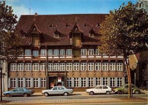 Braunschweig Das historische Haus zur Hanse Gueldenstrasse Auto Cars