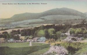 Vermont Dorset Hollow Near Manchester In The Mountain Albertype