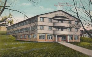 PORT DOVER , Ontario , 1900-10s ; Terrace Inn