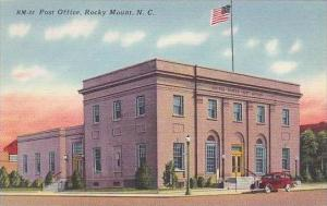 North Carolina Raleigh Post Office