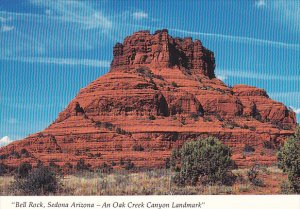 Bell Rock Oak Creek Canyon Sedona Arizona