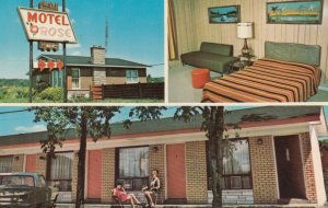 VILLAGE LAFONTAINE , Quebec , Canada , 1950-70s ; Motel Rose Enrg.