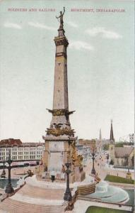 Indiana Indianapolis Soldiers and Sailors Monument