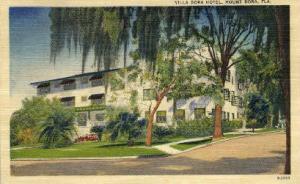 Villa Dora Hotel Mount Dora FL Unused
