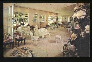 Osterville, Massachusetts/Mass/MA Postcard, Shoe Salon, Naples, Florida/FL