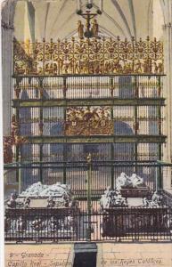 Spain Granada Capilla Real Sepulco de los Reyes Catolicas