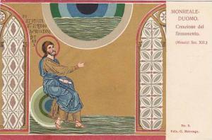Creazione Del Firmamento, Monreale-Duomo (Sicily), Italy, 1900-1910s