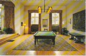 Sir Henry Pellatt's Billiard Room & Smoking Room At Casa Loma Toronto Ontario