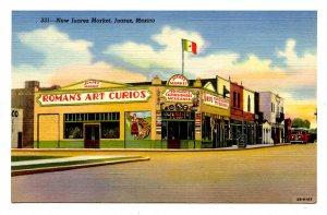 Mexico - Juarez. New Juarez Market