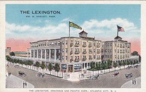 New Jersey Atlantic City The Lexington Hotel sk1763