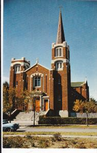 St. Josephs R.C. Church , mOOSE JAW , Saskatchewan , Canada , 50-60s #2