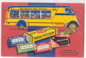 Beach-Nut Gum - Bus