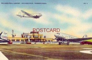 PHILADELPHIA AIRPORT, PENNSYLVANIA